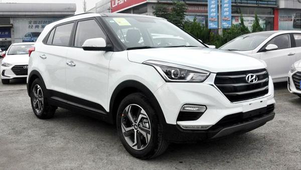 Обновленный кроссовер Hyundai Creta в Индии появится в мае