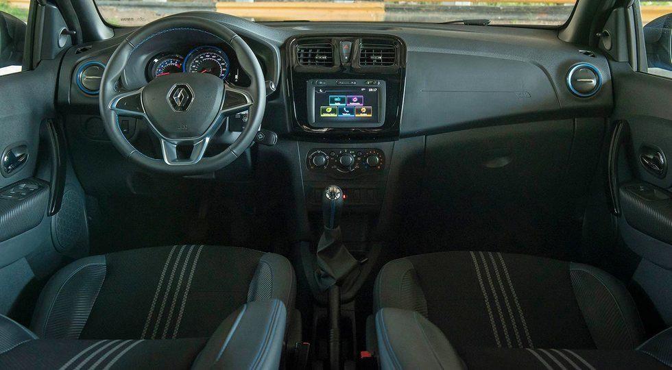 Renault вывела на рынок спортивную версию Sandero GT Line