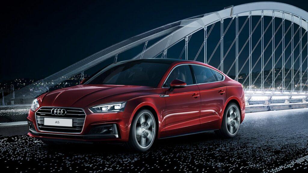 Audi в России предлагает три модели в особом исполнении