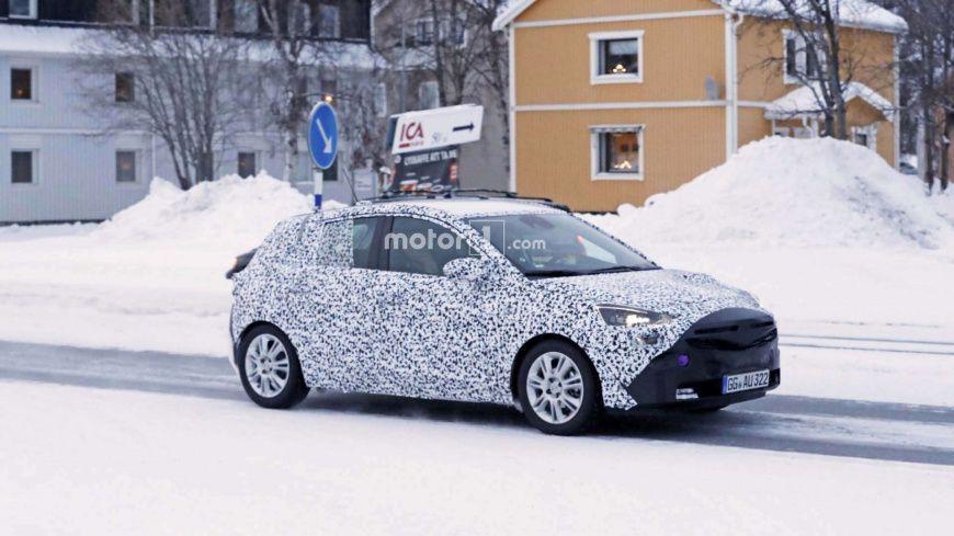 Электрический вариант нового Opel Corsa получил название eCorsa
