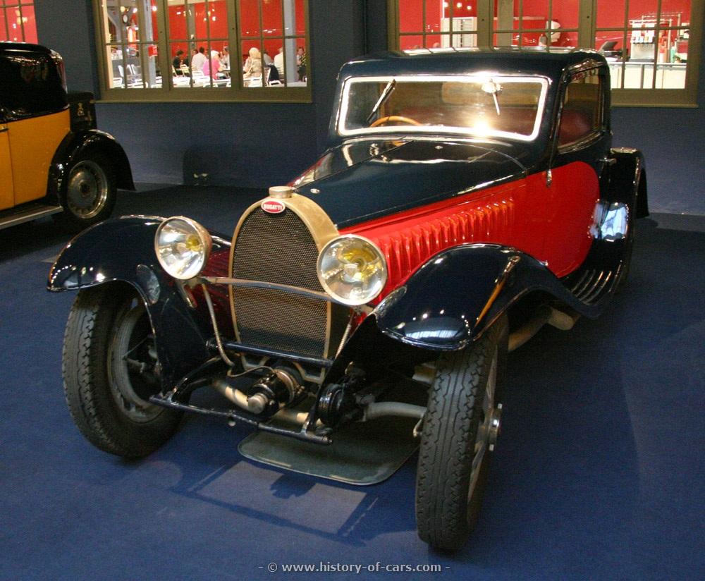 В Челябинске за 12,5 млн рублей продают ретромобиль Bugatti T55 Coupe Jean