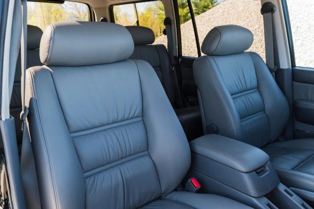 Внедорожник Toyota Land Cruiser 80 1994 года выпуска оценили от 79 тысяч долларов