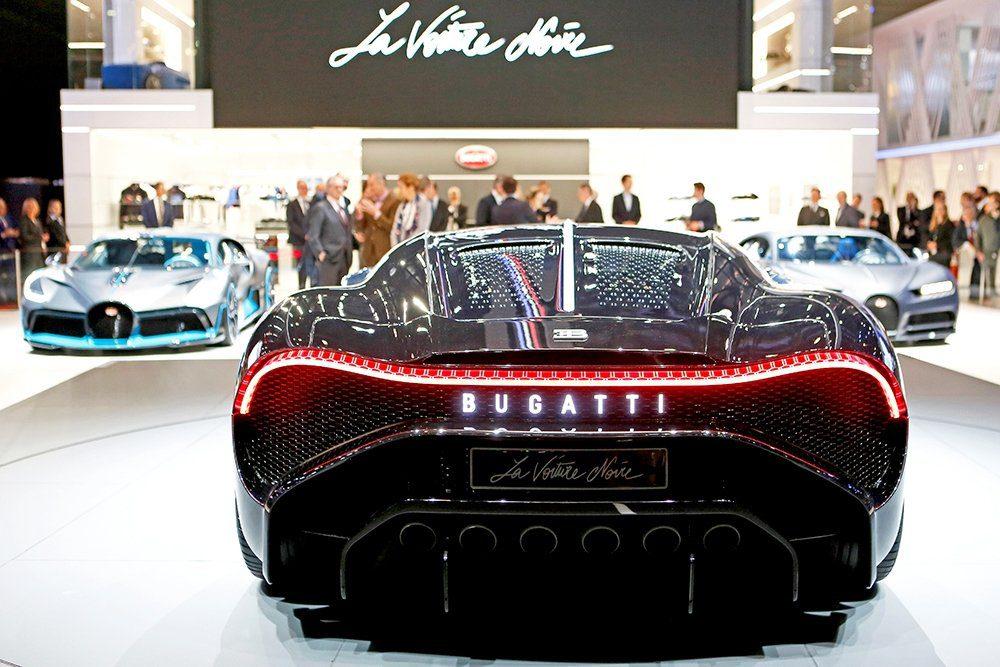 Роналду стал владельцем самого дорогого в мире автомобиля