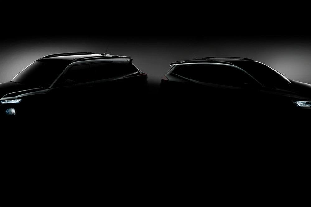 Chevrolet подготовила к премьере два новых кроссовера