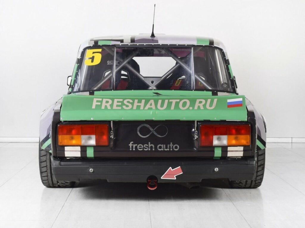 Дрифтовые «Жигули» с 610-сильным мотором продают за 10 млн рублей