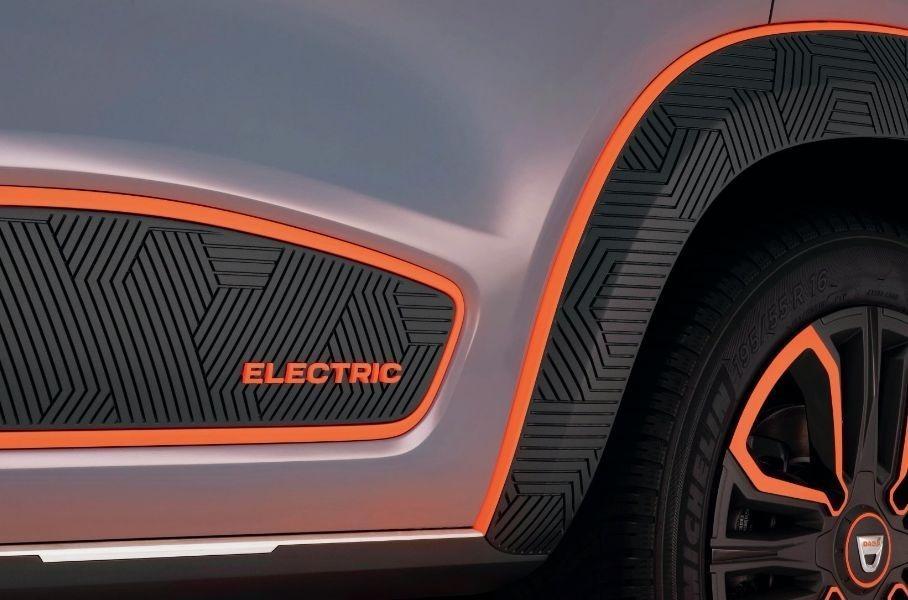 Dacia показала свой первый электромобиль Spring