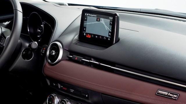 Mazda создала лимитированную версию кроссовера Mazda CX-3