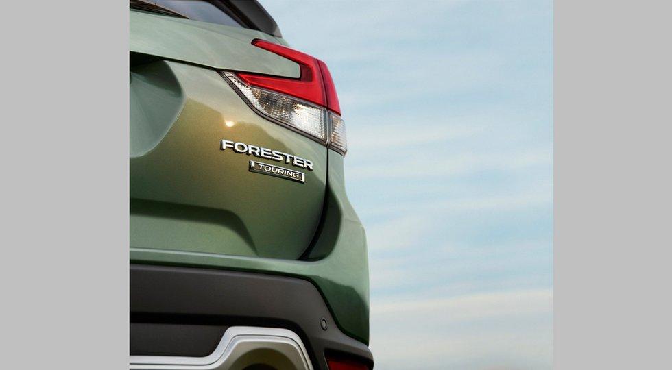 Представлен второй официальный тизер Subaru Forester 2019