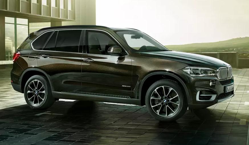 Бронированный внедорожник BMW X5 в России получил ОТТС
