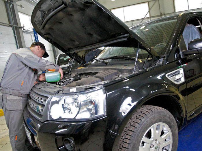 Обслуживание автомобиля - то, что продлит срок эксплуатации!