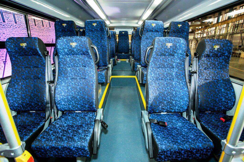 Началось производство новых автобусов ЛиАЗ для Подмосковья