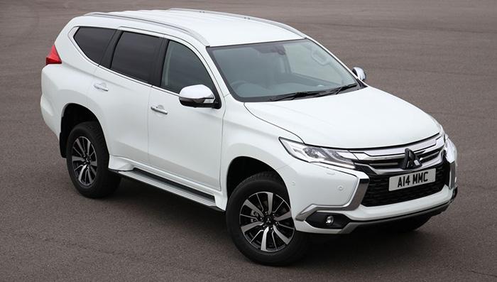 Mitsubishi выпустила упрощенный внедорожник Mitsubishi Pajero Sport