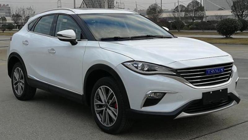 Zotye готовит к продажам «убийцу» кроссовера Mazda CX-4