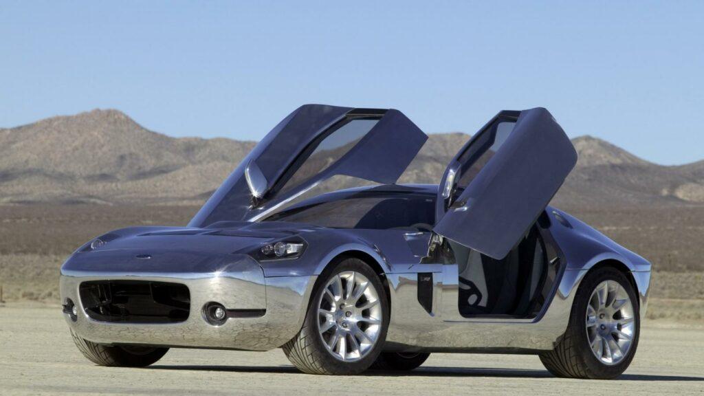 Концепт Ford Shelby GR-1 отправят в производство с V8