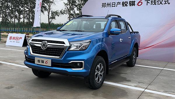 В Китае стартовали продажи пикапа Dongfeng Ruijing 6