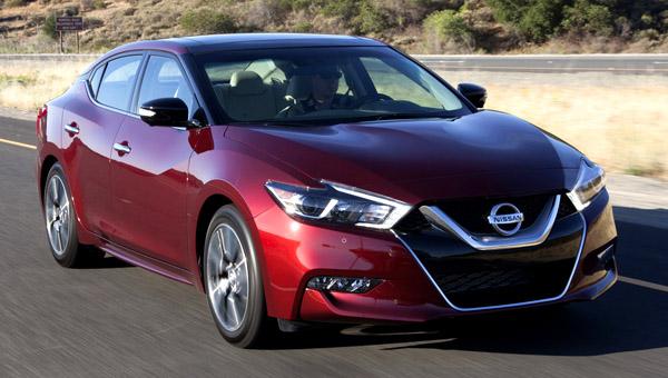 Слегка обновленный Nissan Maxima 2018 поступил в продажу
