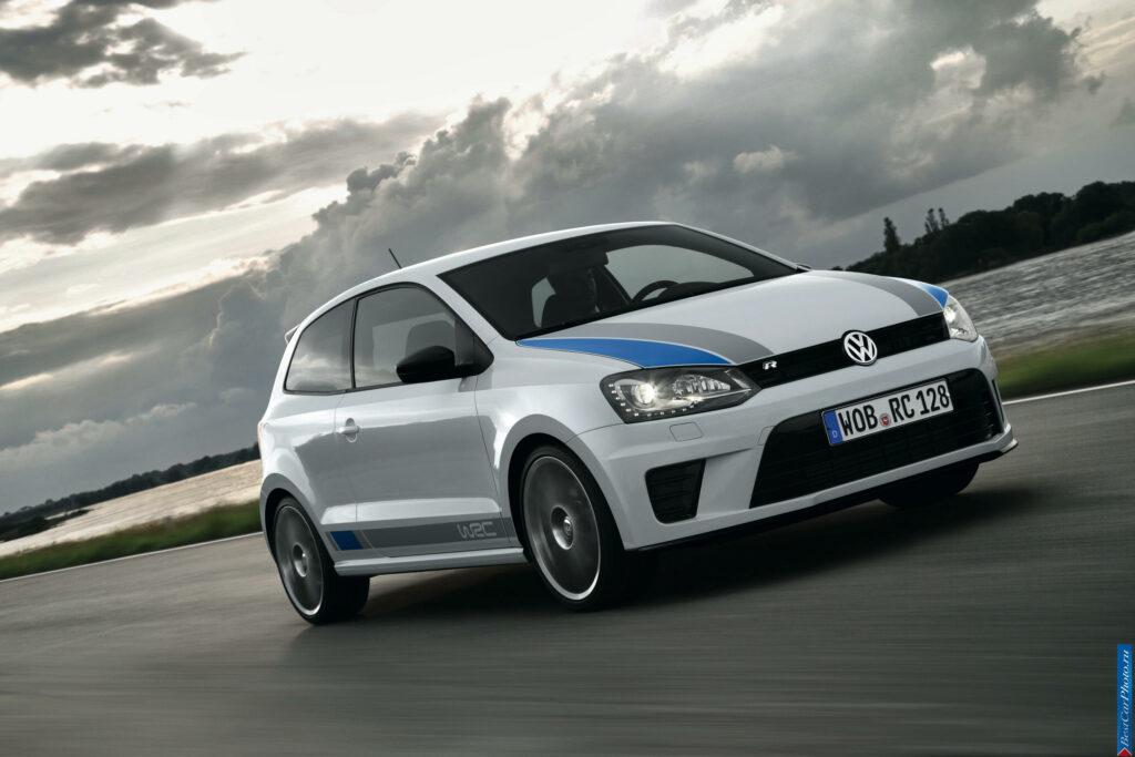 Volkswagen не намерен выпустить «заряженный» Polo R