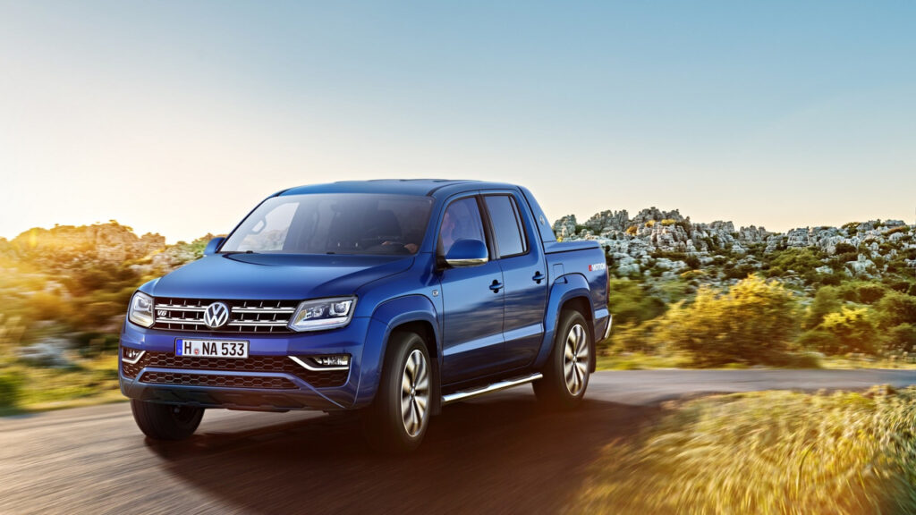 Пикап Volkswagen Amarok отправят на ремонт в России