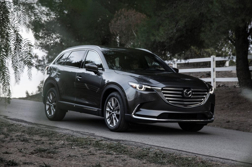 Mazda в России в 2018 году начнет выпускать кроссовер Mazda CX-9