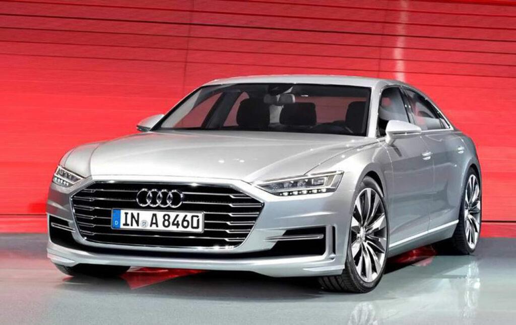В России Audi отмечает 20-летний юбилей