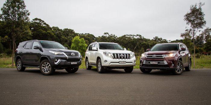 Линейка внедорожников от Toyota: новые тенденции, классические черты
