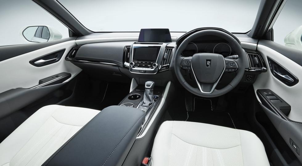Toyota в Токио представила концепт новой Toyota Crown