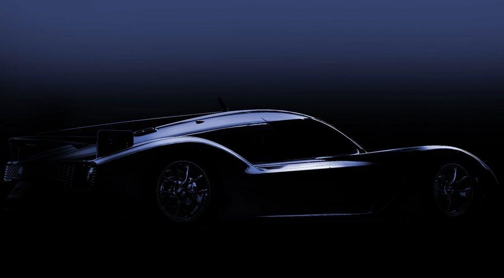 Toyota показала силуэт нового спорткара GR Super Sport Concept