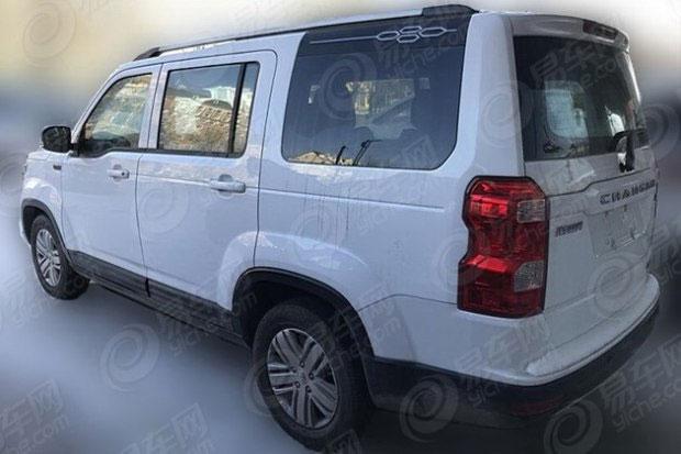 Клон Land Rover Discovery 4 получит 1,3-литровый турбомотор