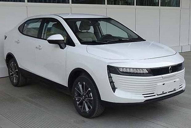 Салон нового электромобиля Great Wall ORA iQ5 рассекречен в Сети