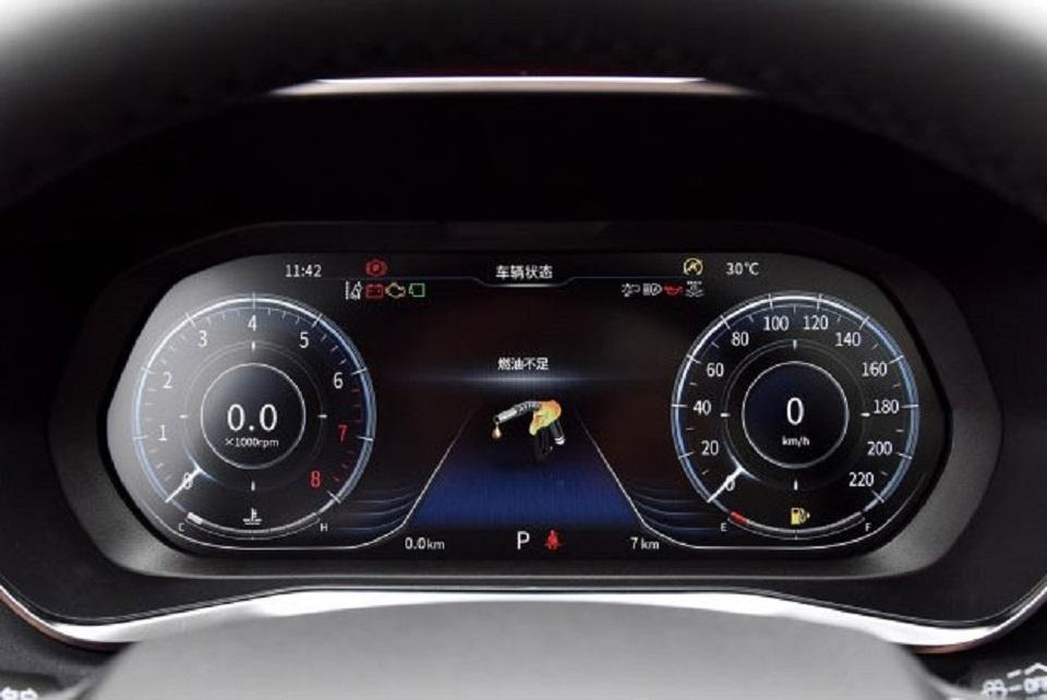 Дилеры Dongfeng начали прием заказов на новый кроссовер Forthing T5