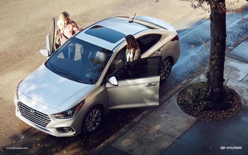 Стоимость Hyundai Accent нового поколения стартует от $14 995