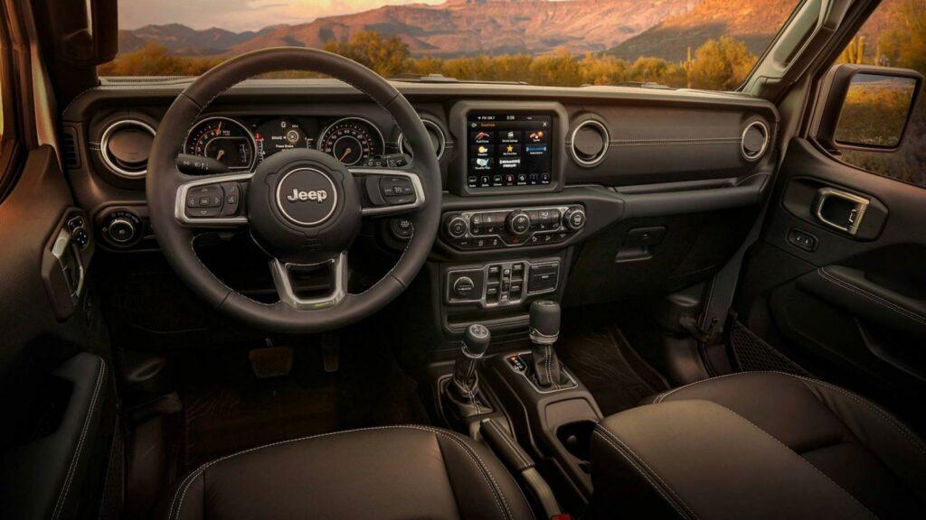 Jeep рассекретила новую спецверсию Jeep Wrangler Moab Edition
