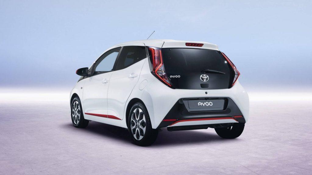 В Европе стартуют продажи хэтчбека Toyota Aygo 2019 модельного года