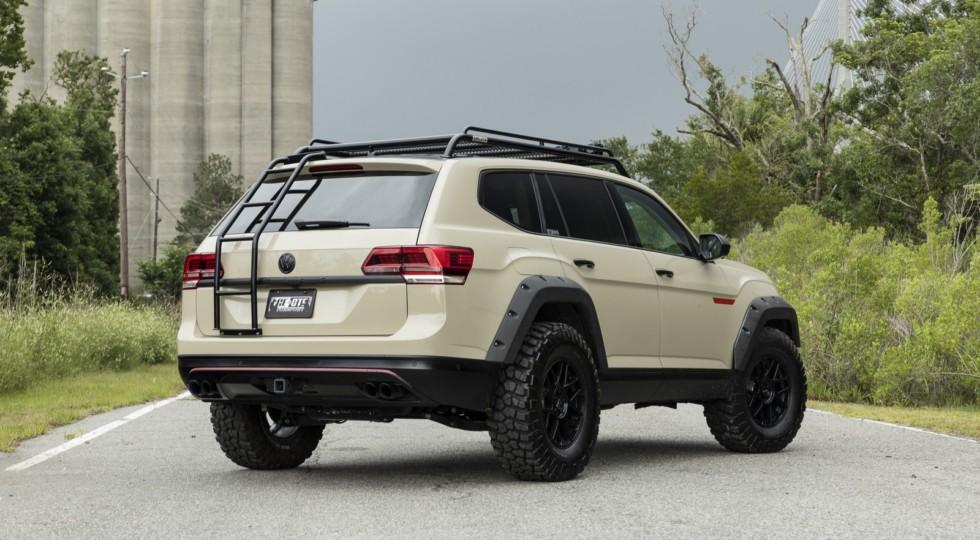 Компания Volkswagen на выставке SOWO представила 5 особенных концептов