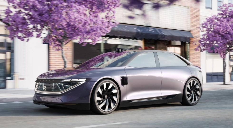 Byton представила конкурента Tesla Model 3 в лице седана K-Byte
