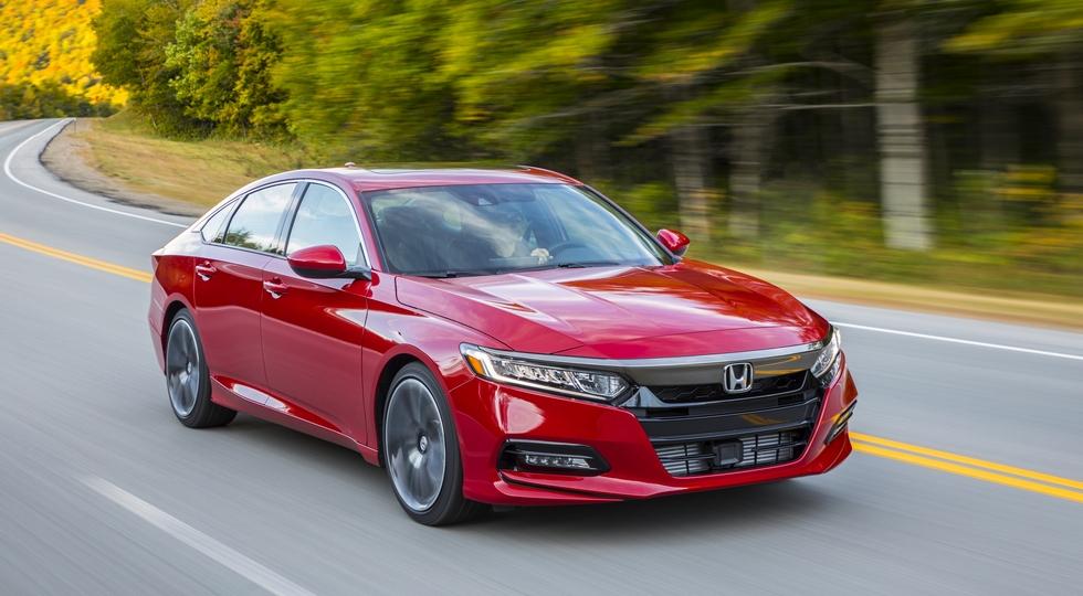 Эксперты протестировали новую спортивную версию Honda Accord Sport