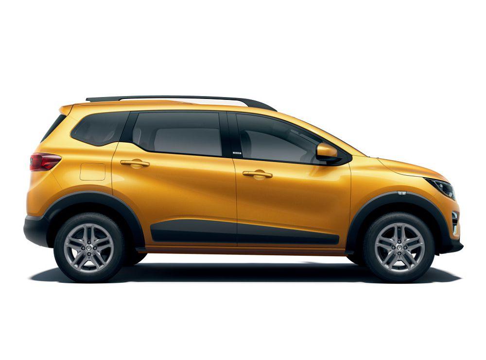 Новый Renault Triber поступит в продажу в конце июля