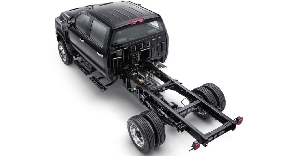 Новые версии Silverado HD представил бренд Chevrolet