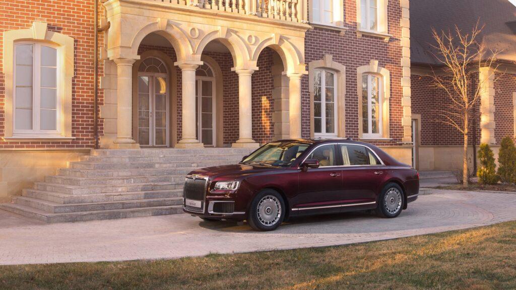 Цены на автомобили Aurus будут названы к концу июня
