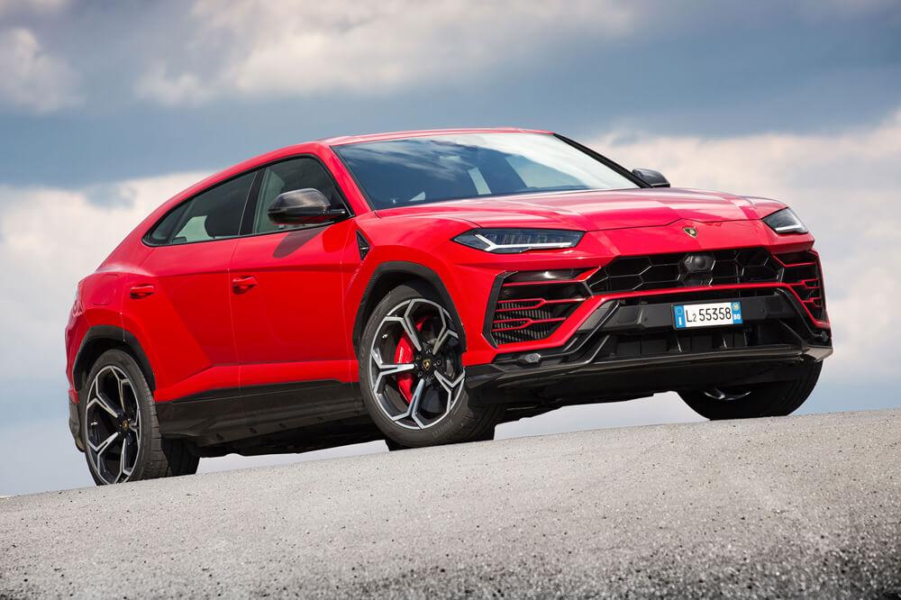 Продажи автомобилей Lamborghini в РФ увеличились в 3 раза