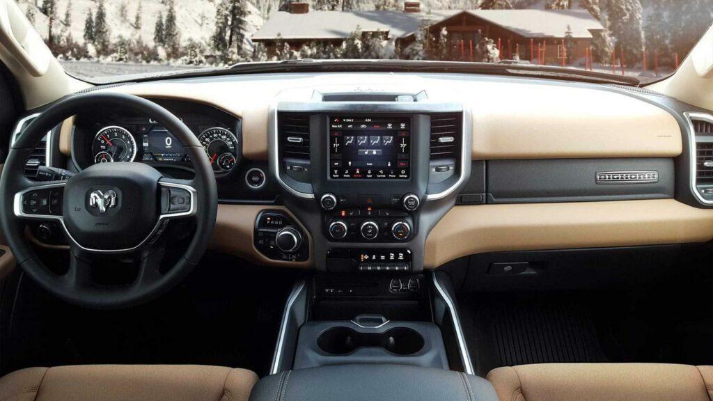 Пикап Ram 1500 получил версию North Edition для зимних условий