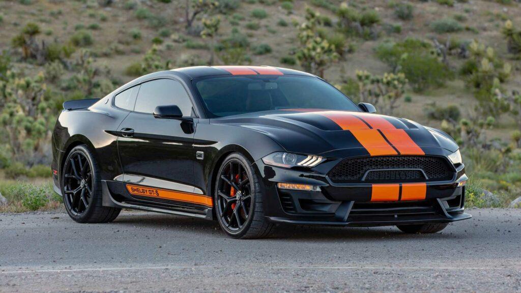 Shelby представила специальную версию Mustang GT-S
