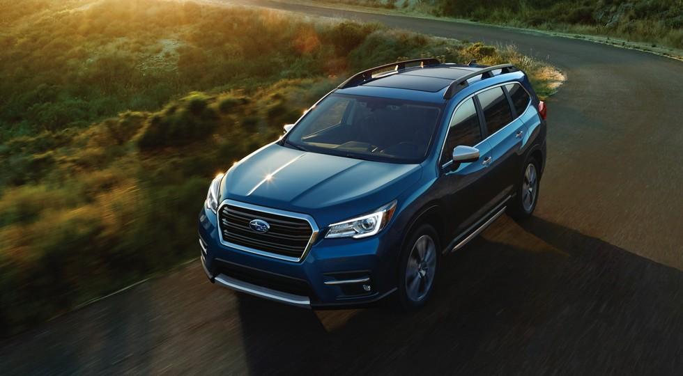 Полноразмерный внедорожник Subaru Ascent может появиться на рынке РФ