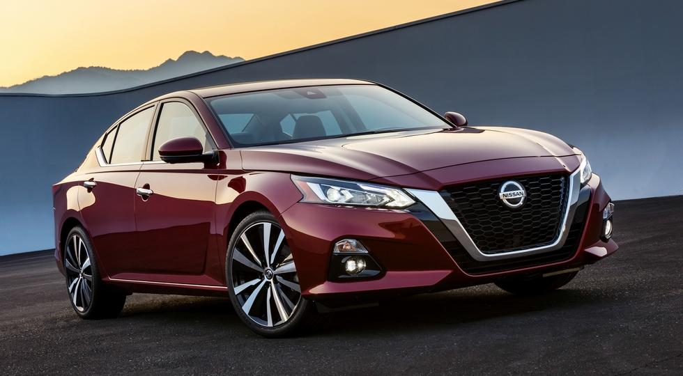 Nissan официально представил седан Altima нового поколения