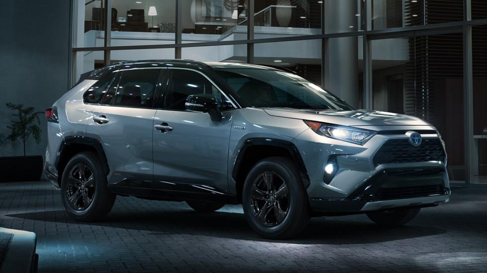 Новый Toyota RAV4 может получить семиместную версию