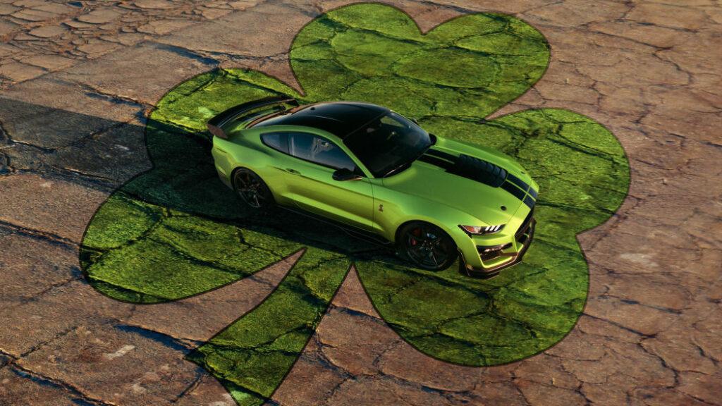 Форд раскрыл детали оновом 770-сильном «Мустанге»