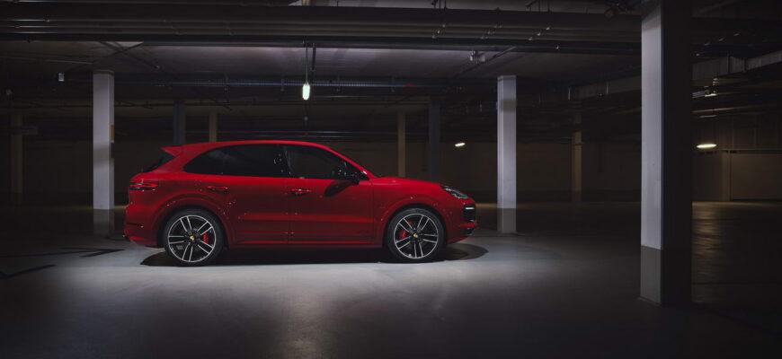 Porsche в России начала продажи новых Cayenne GTS и Cayenne GTS Coupе