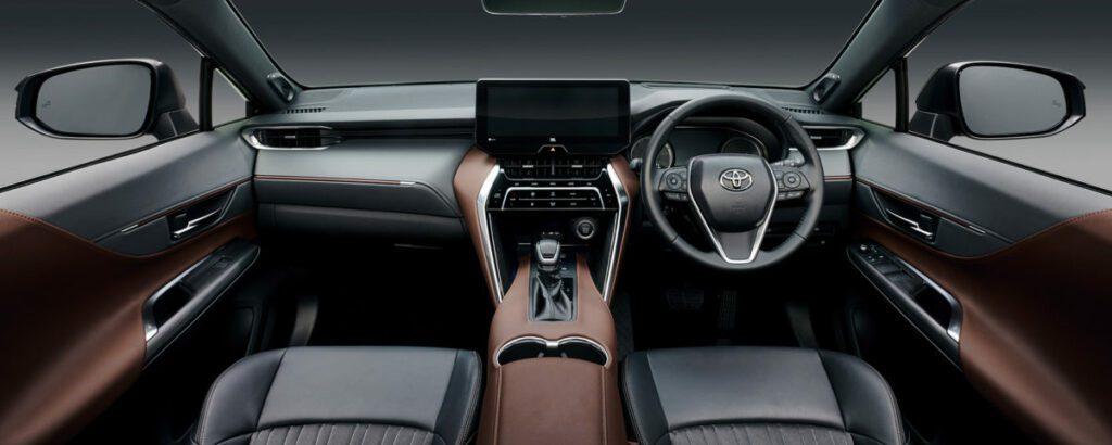 Toyota зарегистрировала название Frontlander для нового кроссовера