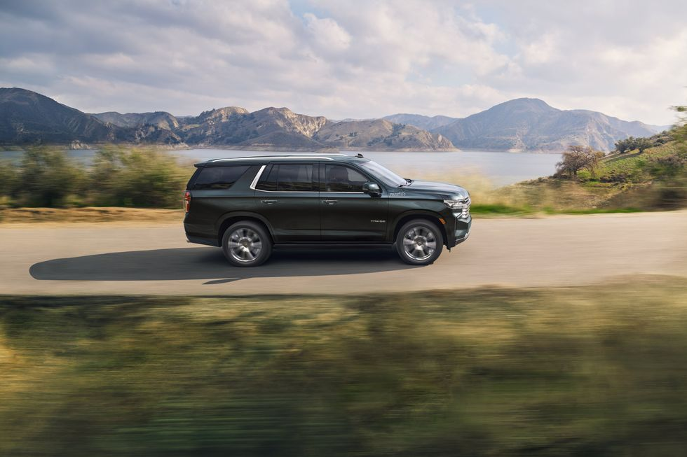Chevrolet представил обновлённый внедорожник Tahoe 2022 модельного года