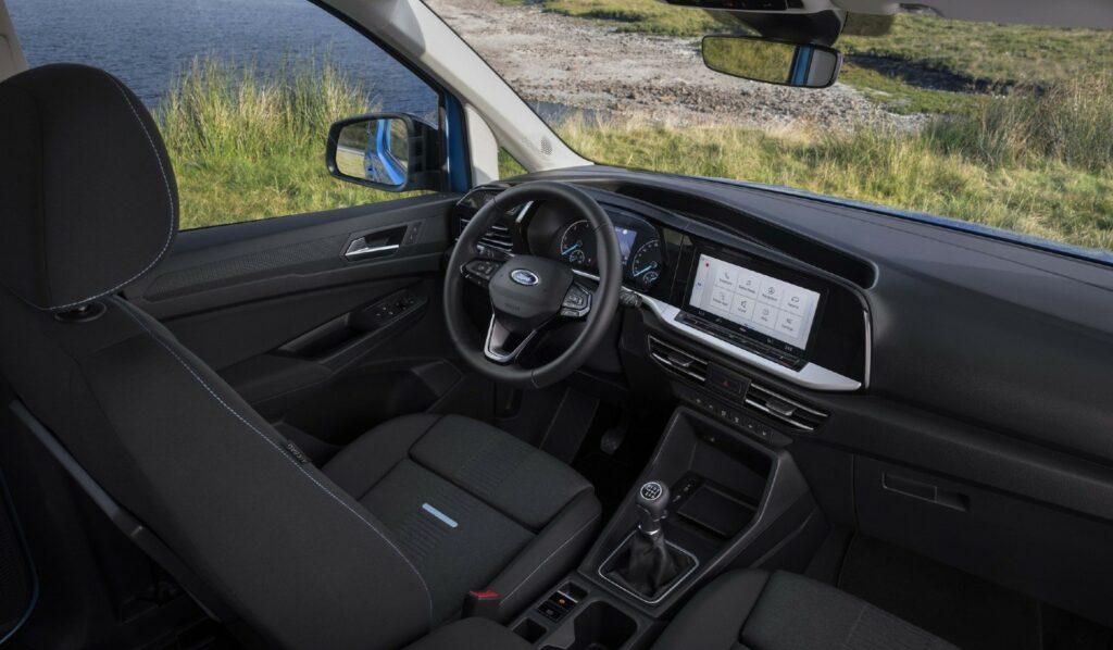Марка Ford представила в Европе новый компактвэн Ford Tourneo Connect